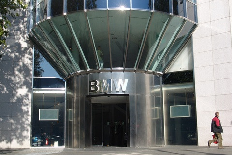 Newtec lautsprecher BMW berlin