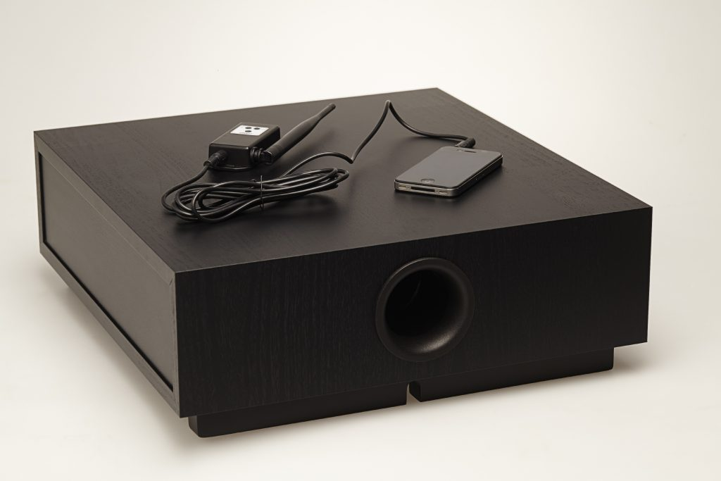 newtec subwoofer wifi