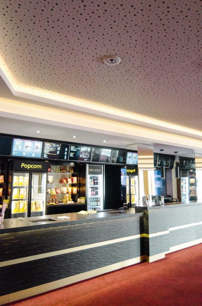 NewTec Kino Kammerlichtspiele in Crailsheim