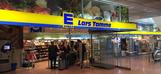 NewTec EDEKA Tamme in Hamburg CONO canto