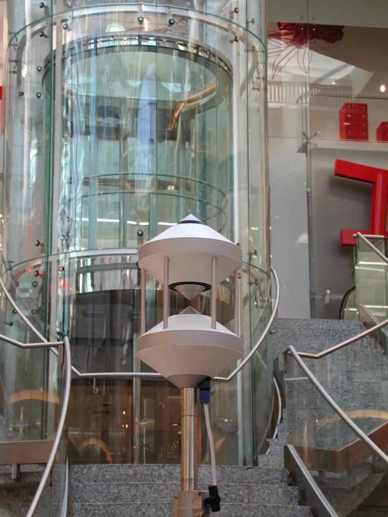 NewTec Lautsprecher Pro200 Shopping Center Kugellautsprecher Cluster