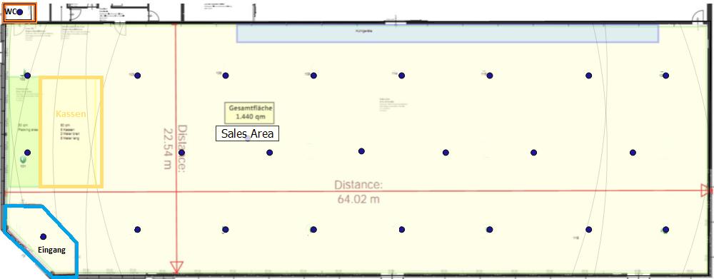 NewTec Layout Position Lautsprecher