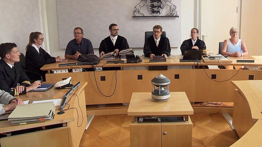 NewTec Lautsprecher Gerichtssaal Sigmaringen
