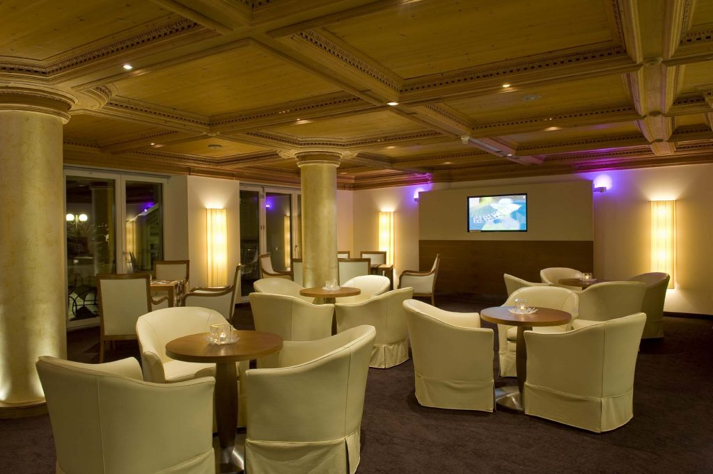 Hotel Castel NewTec Lautsprecher