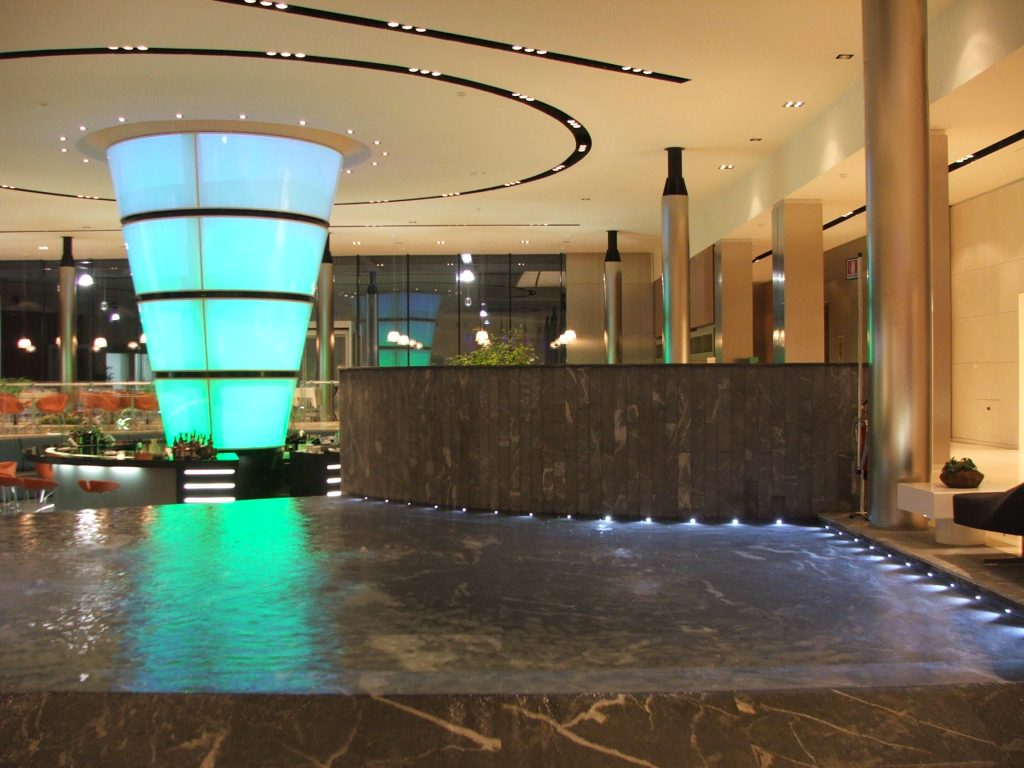 T-Hotel NewTec Lautsprecher