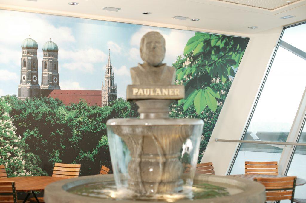 Allianz Arena Munich NewTec Lautsprecher