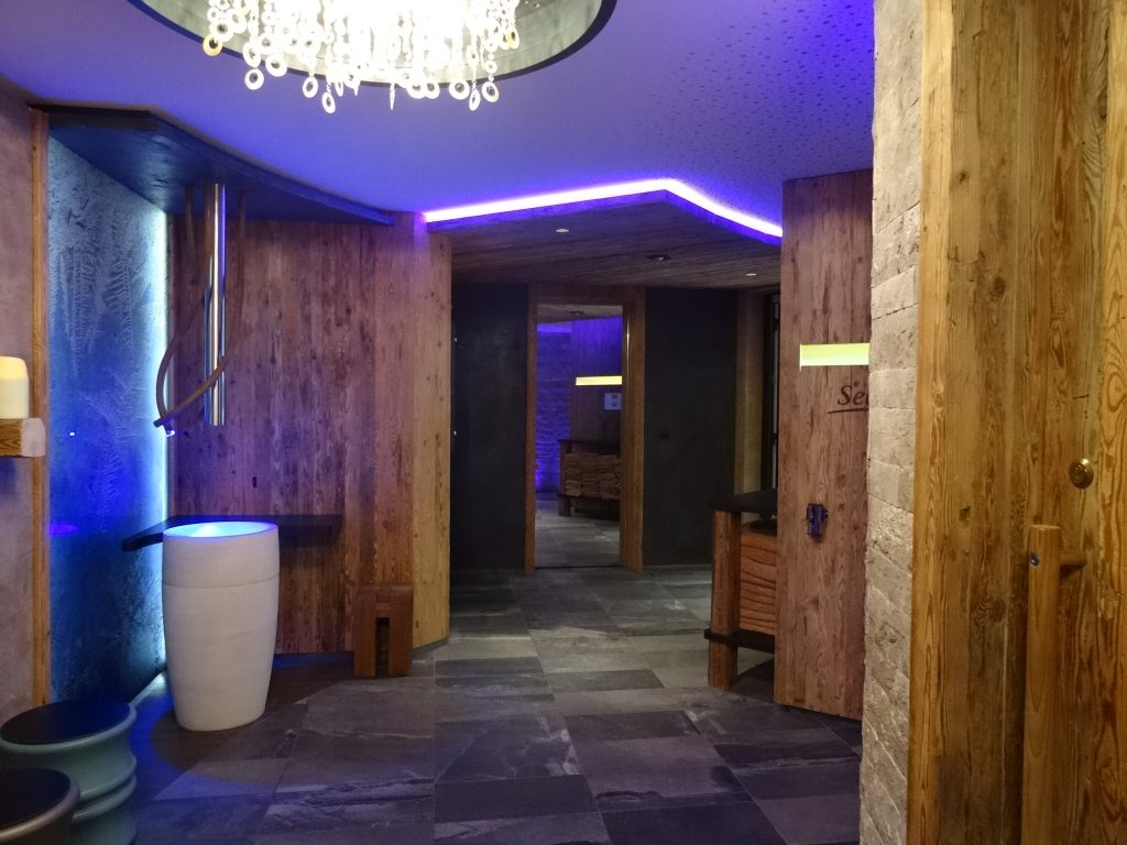 Hotel Quellenhof NewTec Lautsprecher