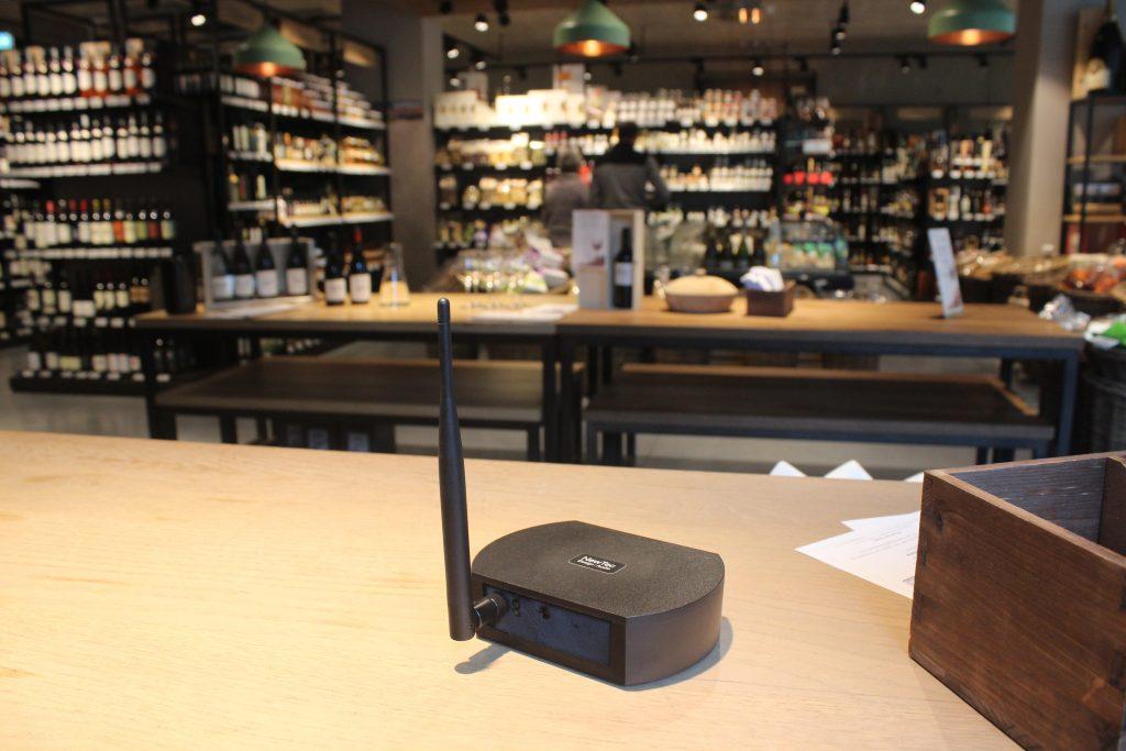 NewTec Sender Transmitter WiFi Lautsprecher Speaker PRO