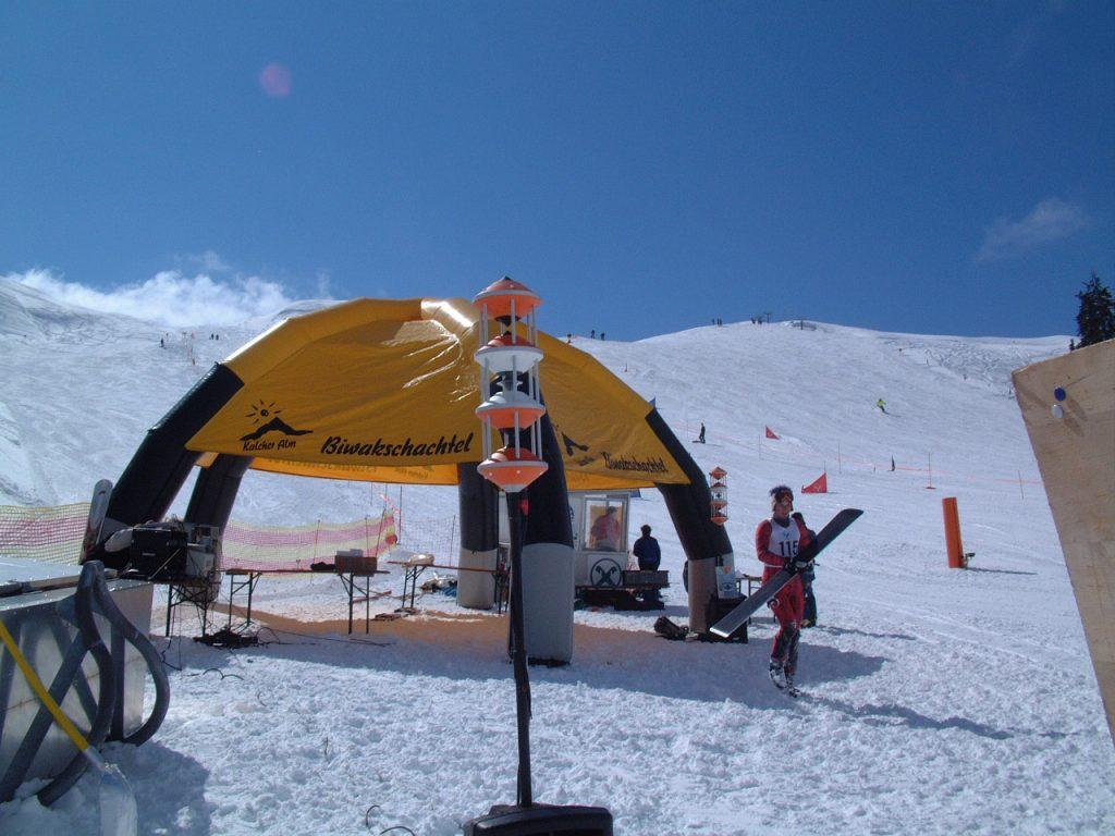 NewTec Lautsprecher Red Bull Ski Ratschings