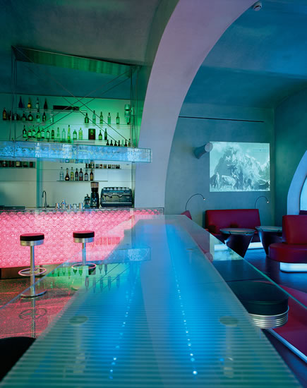 NewTec Lautsprecher Hotel Greif