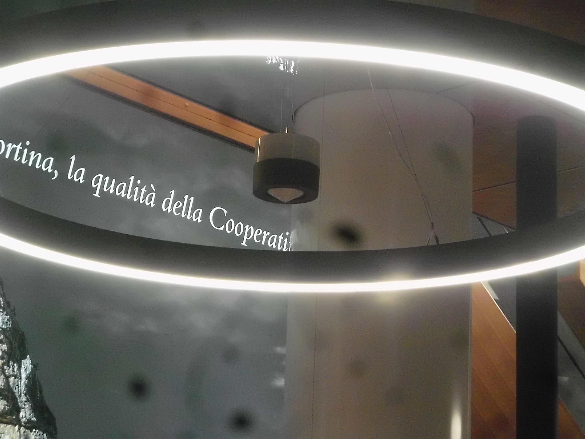 El Lumin Cortina.Newtec Design Audio