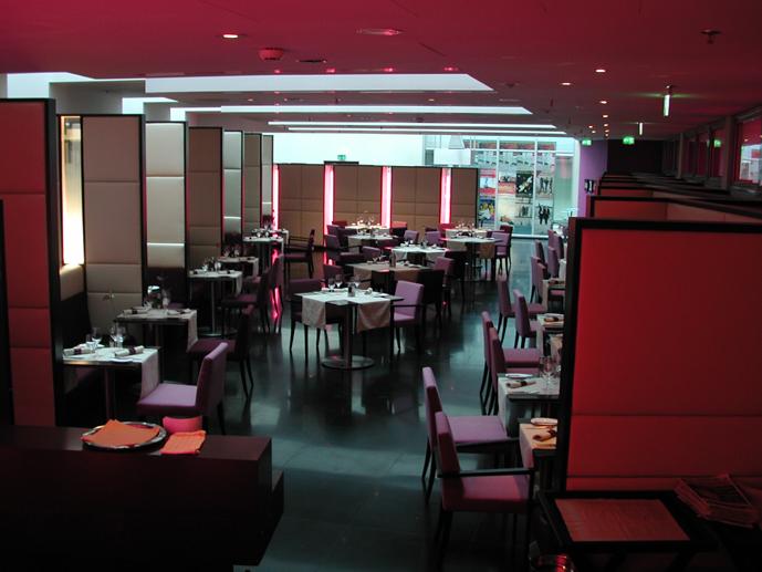 NewTec Lautsprecher Hotel Le Meridien Wien