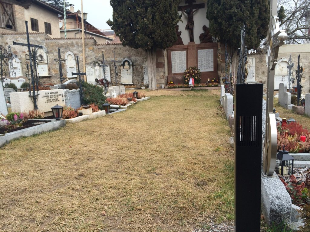 NewTec Lautsprecher Friedhof Tisens