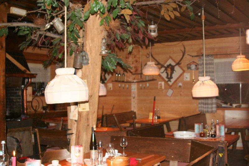 NewTec Deckenlautsprecher Restaurant Italien