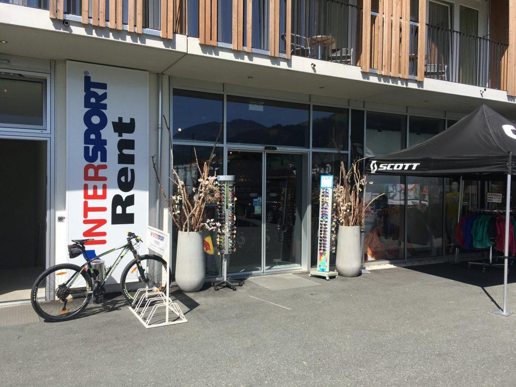 NewTec Soundsystem Intersport Patrick