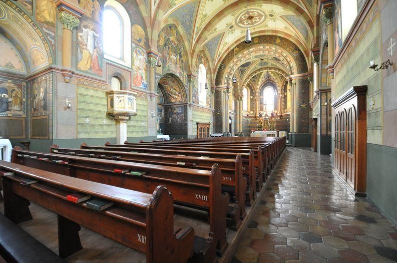NewTec Lautsprecher Kirche Brixen Italien