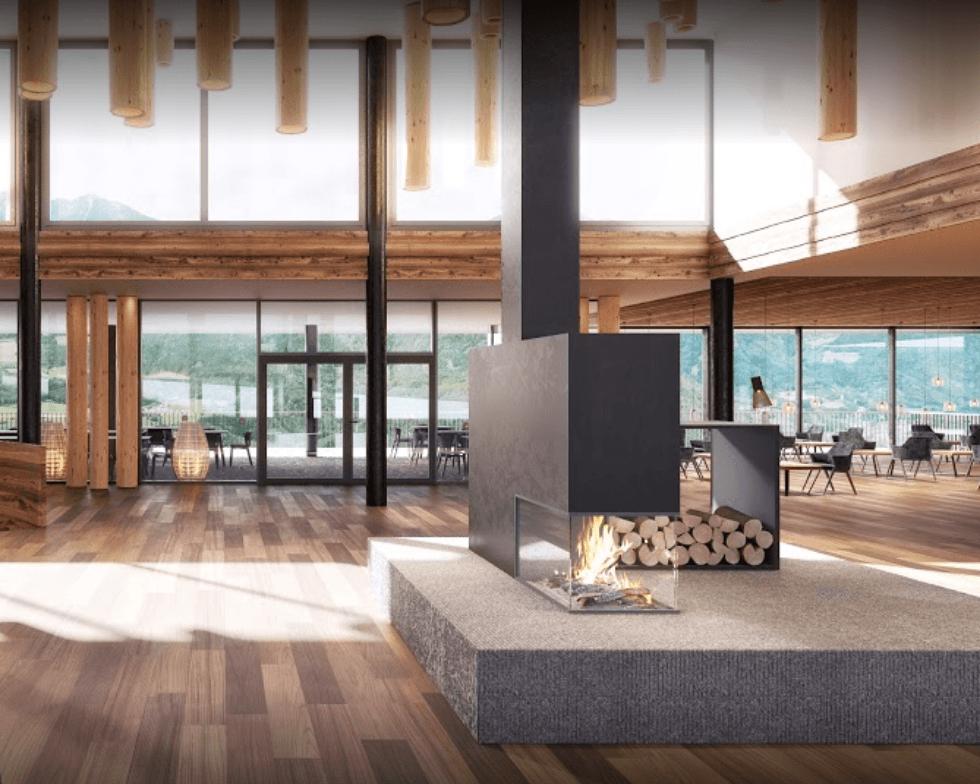 NewTec Beschallung Speaker Hotel Arbor Outdoor Deckeneinbaulautsprecher
