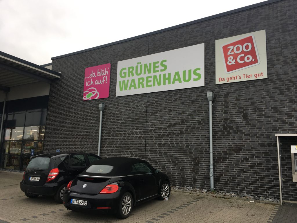 NewTec Lautsprecher Stomschiene CONO canto WiFi Grünes Warenhaus
