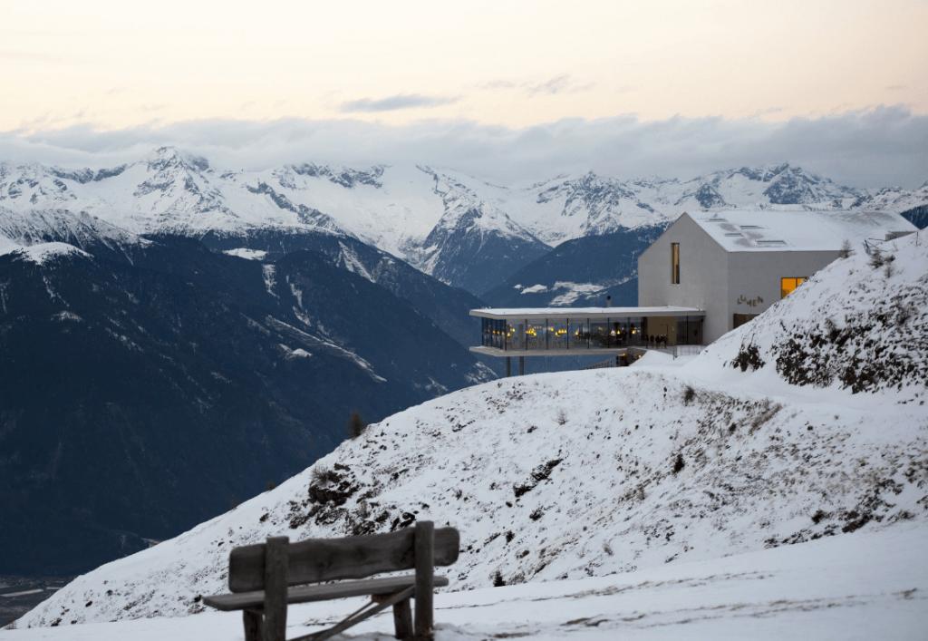 Alpinn Kronplatz NewTec Einbaulautsprecher CONO alto Design
