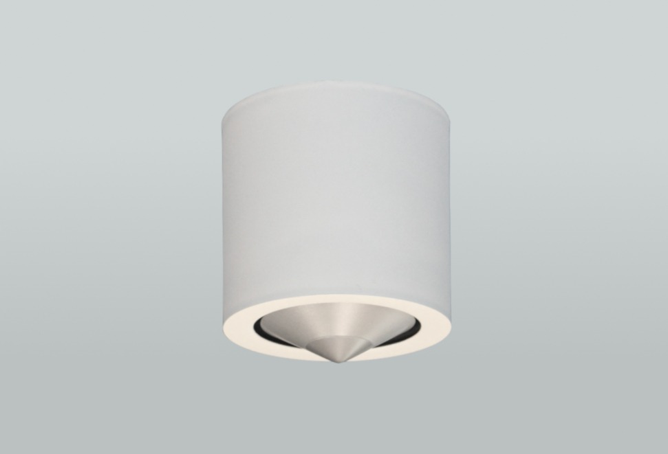 NewTec CONO candela Lautsprecher Deckenaufbau