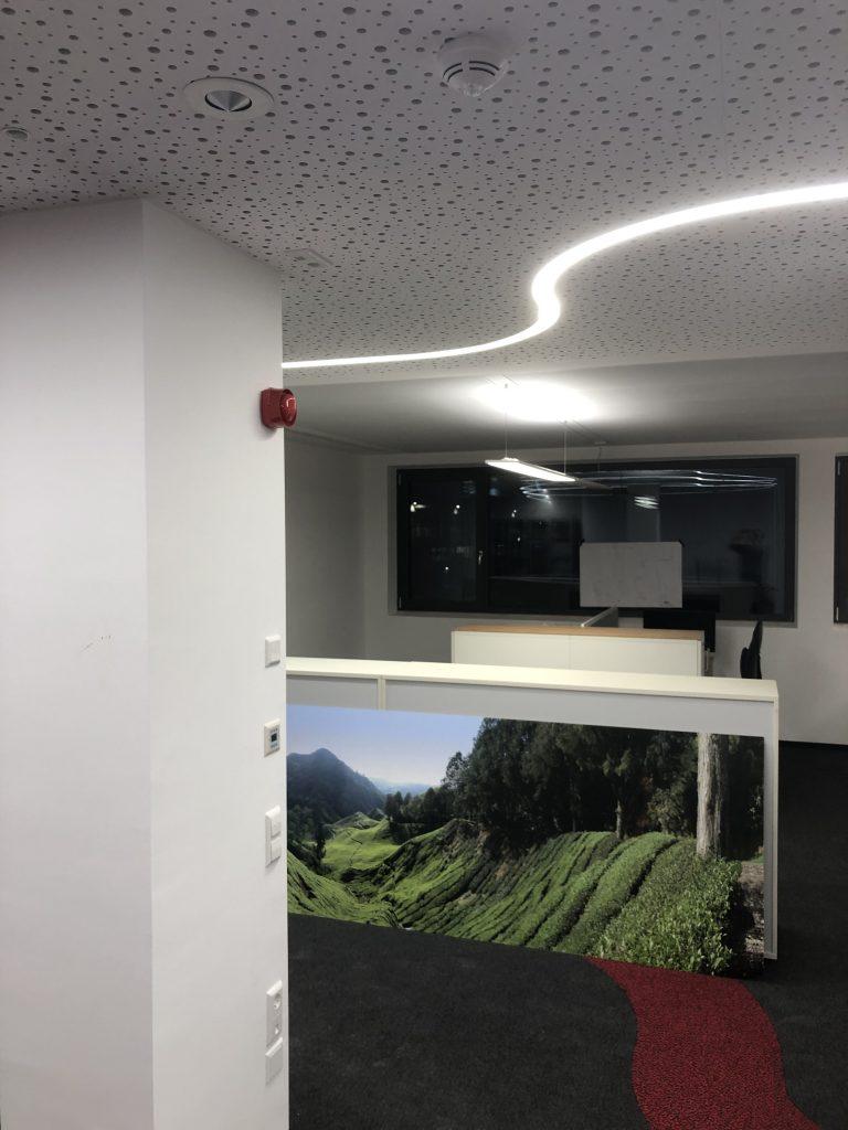 Deckeneinbaulautsprecher design 100V NewTec Audio Sound