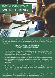 NewTec_Verwaltungsmitarbeiter_Job